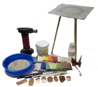 Complete Enameling on Copper Kit