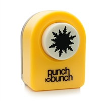 Alpine Snowflake Punch Small
