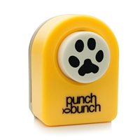 Paw Print Punch Small