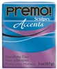 Premo Sculpey Accents  Clay - Blue Glitter