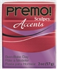 Premo Sculpey Accents  Clay - Red Glitter