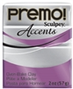 Premo Sculpey Accents  Clay - Silver