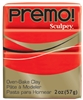 Premo Sculpey Clay - Cadmium Red Hue