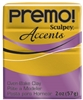 Premo Sculpey Accents  Clay - Antique Gold