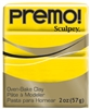 Premo Sculpey Clay - Cadmium Yellow Hue
