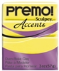 Premo Sculpey Clay - Fluorescent Yellow