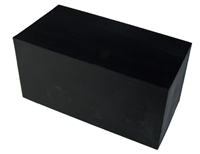 Rubber Block - Large - Slightly Irregular