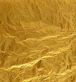 24k gold foil