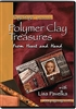 S-030 LP Polymer Clay Treasures DVD
