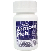 Armour Etch Cream, 3oz.