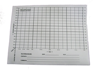 Firing Graphs 25 pack Graph Paper