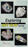 Exploring Art Clay Silver - VHS Video