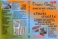 Ancient Craft of Chain Maille 2-Disc DVD Set