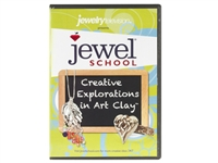 Creative Explorations in Art Clay DVD
