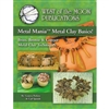 Metal Mania Metal Clay Basics! Book - English Book - 25 pages