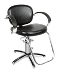 VALENTI Hydraulic Styling Chair with Standard base