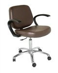 Massey Task Chair with casters & gas lift