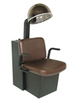 Monte Dryer Chair with Sol-Air Dryer included