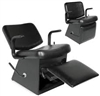 Monte Lever-Control Shampoo Chair with Kickout Legrest