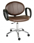 Berra Task Chair with casters & gas lift
