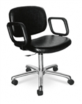 QSE Task Chair with casters & gas lift