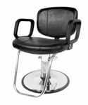 CODY Hydraulic Styling Chair with Standard Base
