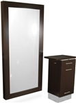 Neo Sean Patrick Wall-Mounted Framed Mirror