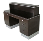 QSEp Gamma Reception Desk