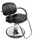 LE FLEUR Hydraulic Styling Chair with Standard Base