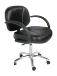 Le Fleur Task Chair with casters & gas lift