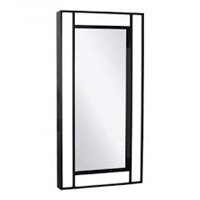 LOX Back-Lit Wall Mounted LED Mirror - no ledge