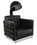 Nouveau Dryer Chair with steel legs and Sol-Air Dryer