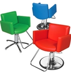 Cigno Hydraulic All-Purpose Chair with standard base