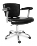 Vittoria Task Chair with casters & gas lift