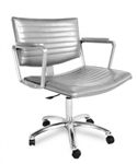 Aluma Task Chair with casters & gas lift