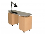 SOHO Loft manicure table