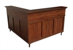 Bradford L-shaped Reception Desk