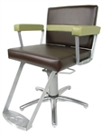 Taress Hydraulic All-Purpose Chair with 20-20 Square Base