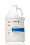 Unscented Massage Oil - 1 gallon