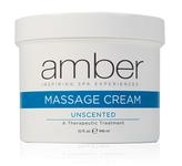 Unscented Massage Cream - 32 oz.