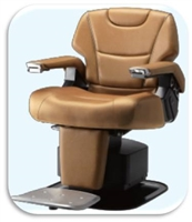 Takara Belmont Lancer Entry Barber Chair