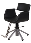 Mr. Mo Styling Chair with High Profile Pro-Base