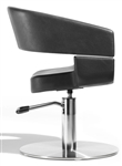 "Vibe Styling Chair w/ 23""D base and Footrest"