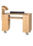 Curve Manicure Table