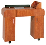 Monterey Manicure Table (vented)