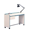 Cosmos Manicure Table- 36""