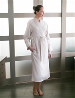 Comphy Microfiber Twill Spa Robe