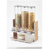 Eco Modern Cereal Display