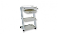 Z-Trolley w/ Storage Drawer w/ Plastic Shelves