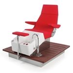 Gamma & Bross Streamline Deck Pedicure Chair